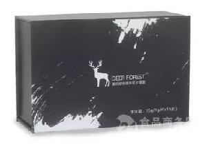 deer forest复合植物果味压片糖果效果好