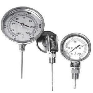 派尔耐专业生产双金属温度计