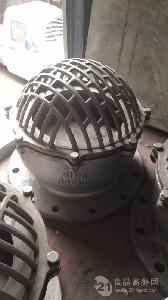 法兰不锈钢底阀H42X-16P压力304