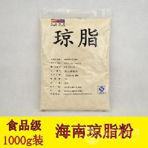 食品级凝胶 凝固剂 琼脂 1公斤起订