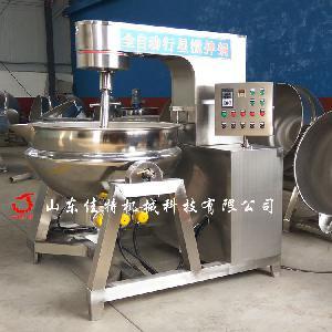 大型凉粉搅拌锅 厂家直销搅拌炒锅