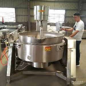 酱料厂专用火锅底料炒料机