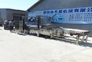 供应全自动馓子油炸机生产线批发价格