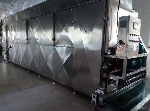 热风循环烘干机 山楂片快速烘干 食品干燥设备 诸城宏科