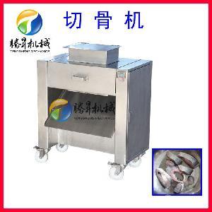 家禽加工机械鸡肉切块机 鹅肉切段机 鱼肉切段机 一机多用