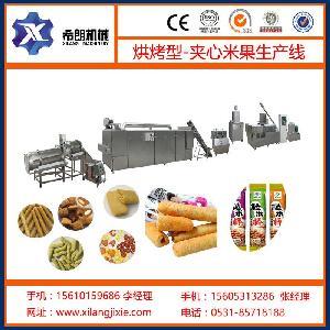 夹心米果生产线机械设备