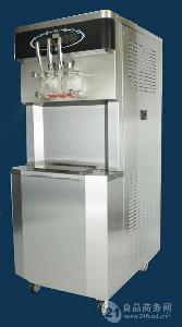 博斯通雪旺欣旺三色软冰淇淋机BST-258(带预冷)