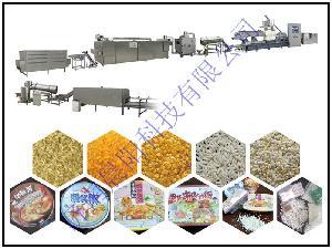 冲泡早餐粥生产线报价 五谷杂粮冲泡方便粥生产设备厂家