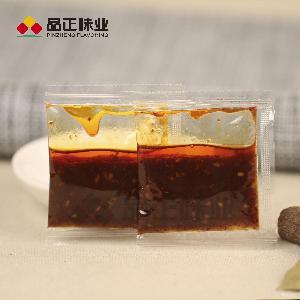 凉拌即食海蜇调味包 海参海鲜专用调料包 香辣酱包 香醋酱包