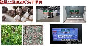 智烘牌辣木籽干燥设备ZH-JN-HGJ03压缩空气烘干技术