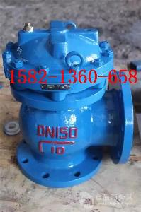 铸铁法兰膜片式排泥阀JM744X-16Z DN200