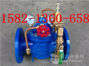 铸铁/铸钢可调式减压阀200X-10/16C DN200