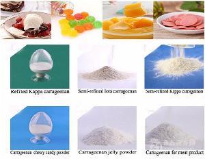 KAPPA型中性蛋白饮料用卡拉胶