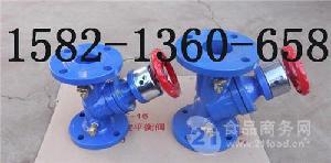 SP45F-16 DN100铸铁数字锁定平衡阀