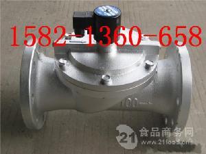 铸铁法兰水用电磁阀DF-1.0 DN100DN125DN150