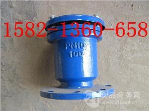 铸铁法兰单口快速排气阀P41X-10/16 DN80