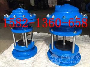 JM742X隔膜式池底排泥阀DN100DN150