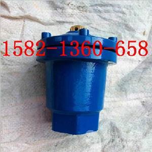 厂家直销铸铁丝扣单口排气阀QB1-10 DN40