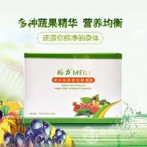 酶力绿茶果蔬复合酵素粉