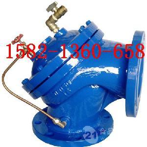 水箱水位控制阀 100A角型定水位阀DN100
