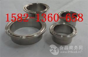 304不锈钢卫生级快装卡盘对焊式接头Φ19-Φ219