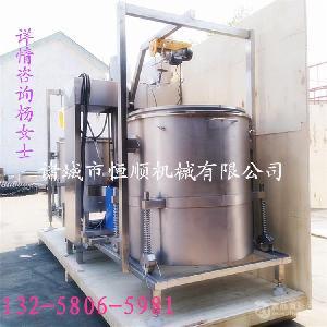葡萄果酒压榨机  蓝莓酵素挤压提取压榨机