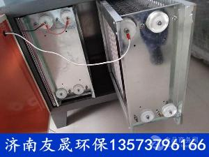 油烟净化机选购先了解油烟净化器工作原理