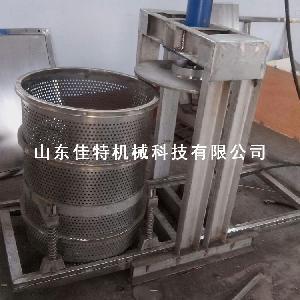 杏鲍菇压榨机 大型果蔬压榨机