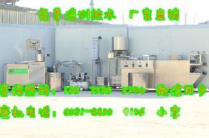 潍坊哪卖全自动豆腐皮机器的 小型豆腐皮机制造厂