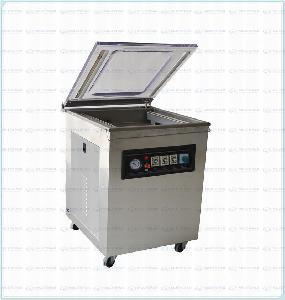 400型单室立式真空包装机真空包装机 内抽真空包装机