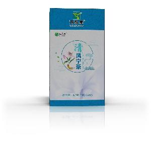 清风宁茶(排酸茶) 厂家招商降酸茶厂家袋泡茶诚招代理