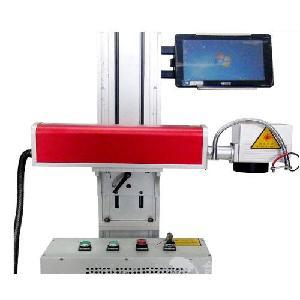 马肯-SC-F-CO2-10w激光小字符喷码机