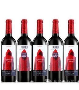 西班牙小红帽红酒代理@小红帽批发@正品保证·假一罚十