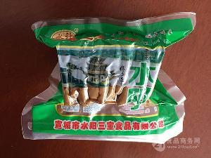 豆腐干水阳豆腐干水阳三宝水社10块装真空包装五香味