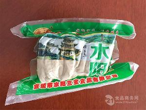 臭豆腐干水阳臭干水阳三宝水社10块装真空包装