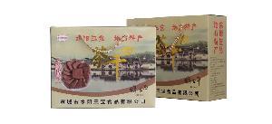 水阳三宝水社水阳茶干五香味真空包装礼盒