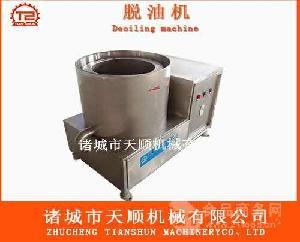 原味油炸花生米ZY-500型食品脱油机