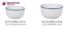 乐盈弘 陶瓷餐具 乡村系列系列