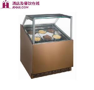 贝诺制冷 落地式直角冰淇淋柜