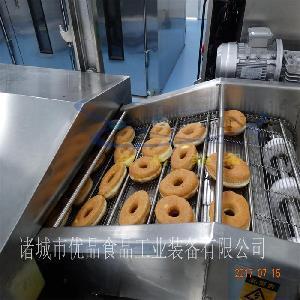 鸡米花油炸机 天津大麻花油炸机 甜甜圈翻版油炸流水线