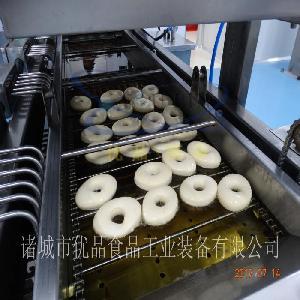 多拿滋甜甜圈油炸机 蛋黄酥油炸机 现货供应蛋糕房配套设备