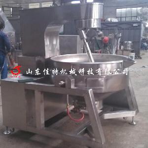 大型炒菜机 食堂专用搅拌炒锅