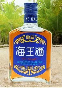 椰岛海王酒 2018款
