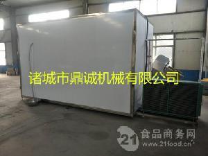 菠萝蜜冷风干燥机---水果片低温冷风干燥机