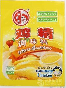 pet+cpp腐竹包装袋图片|多色印刷三边封火锅酱料包装袋厂家