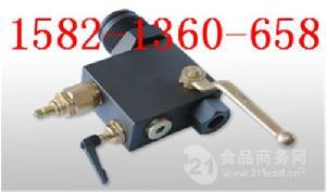 厂家直销SAF-10/20/32蓄能器安全截止阀组31.5MPa