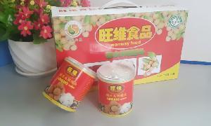 糖水龙眼罐头食品礼盒装300g*8罐 厂家直销批发 一件代发 招代理