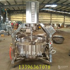食品加工厂专用全自动炒面机