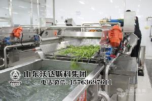 洋葱净菜流水线