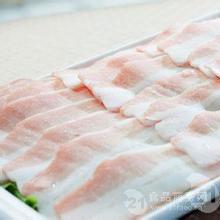 冷冻分割猪肉-三线肉卷